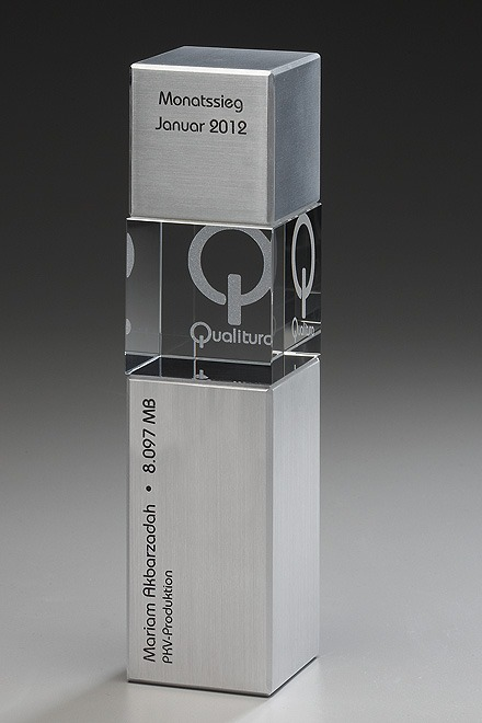 METAL COLUMN AWARD