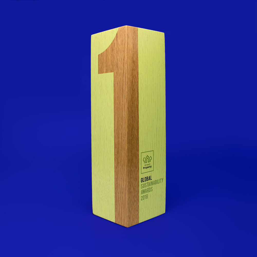 Real Wood Column Award, medium